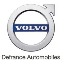Logo Volvo Defrance Automobiles