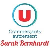 Logo U Sarah Bernhardt