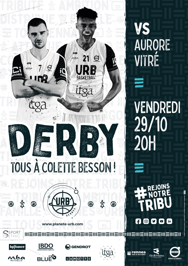 derby breton basket